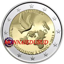 2 Euro Commémorative Monaco 2013 - Adhésion à l'ONU