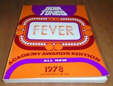 """""""FEVER"""" Star Tunes Academy Award Edition (Professional) - piano, words, chords"""