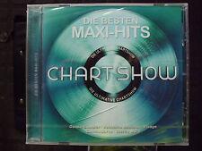 DIE ULTIMATIVE CHARTSHOW Die besten Maxi-Hits Pop Musik CD 10 Tracks NEU+foliert