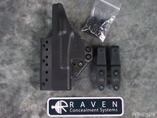 Raven Concealment Glock 19 23 26 27 Eidolon Basic Kit Tuckable Holster RMR Tall