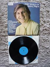 ALAN PRICE the world of ORIG 1970 Decca Stéréo Vinyle LP Don 't Stop The Carnival