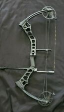 Mathews Mission Riot Compound Bow Black Pre Owned right hand draw