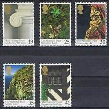 Engeland postfris 1995 MNH 1564-1568 - Nationaal Erfgoed