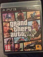 Grand Theft Auto V  (Sony PlayStation 3, PS3) BRAND NEW SEALED