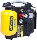 Stanley DN200/10/5 Compressore Elettrico Portatile 5 Litri Hp1,5 / 10Bar