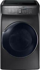 """Samsung FlexWash Dvg55M9600V 27 Inch FlexDryâ""""¢ Gas Smart Dryer with Wi-Fi Connect"""