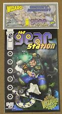 Gear Station (2000 Image) Wizard 1/2 Gold Foil NM W/ COA