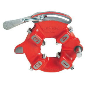 """RIDGID 97065 811A Universal Quick Opening Right Hand Oiling Die Head 1/8 -2"""""""