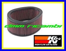 Filtro aria sportivo K&N BUELL XB9 900 XB12 1200 ULYSSES LIGHTNING FIREBOLT KN