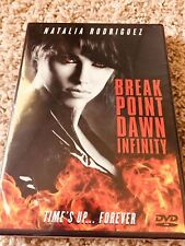"Cards Against Humanity Dad Pack ""Break Point Dawn Infinity"" DVD Case Sealed New"