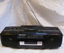 Panasonic Rx-Fs400 Fm Am Radio Stereo Cassette Recorder