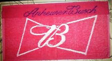 London #2 Red Bar Towel New