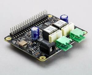 IQaudio DigiAMP+ Hifi HAT für den Raspberry Pi