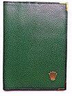 Rolex Passport Holder Leather Card Wallet 68.08.05
