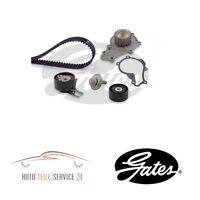 Gates Zahnriemensatz und Wasserpumpe Citroen C2 C3 Ford Fiesta Peugeot HDi NEU