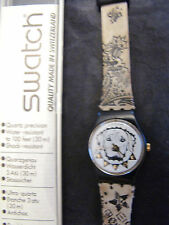 SWATCH watch LB 136 LB 136 GARAGE 1994 spring summer family originals LADY STAND