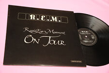 REM 2LP RAPID EYE MOVEMENT ON TOUR ORIG ITALY 1991 NM !!!!! LIMITED EDITION