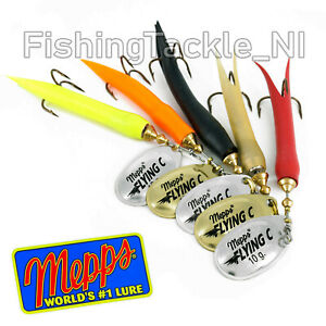 Mepps Aglia Flying C Worlds #1 Salmon Lure Fishing Spinner FLYC 10g 15g 25g