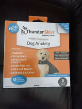 NEW THUNDERSHIRT For Dog Anxiety SOLID GRAY NEW LOOK SIZE X-Small 8-14 lbs XS