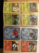 Lot 60 Cartes Pokemon Explosion Plasma Noir Et Blanc Avec Album Aucun Double