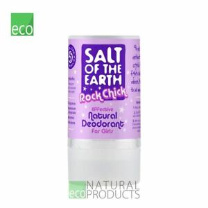 Salt of the Earth Natural Deodorant Stick Rock Chick 90g