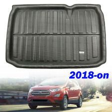 For Ford EcoSport 2018 2019 Cargo Boot Liner Tray Rear Trunk Mat Floor Carpet