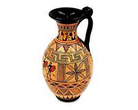 Geometric Oinochoe 22cm,Greek Pottery Vase