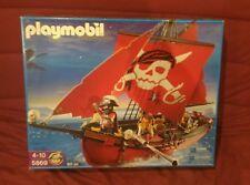 Playmobil 5869 barco pirata nuevo en caja sin abrir NEW NIB