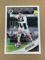 2018-19 Panini Donruss Optic Cristiano Ronaldo Card #9 - First Juventus Kit