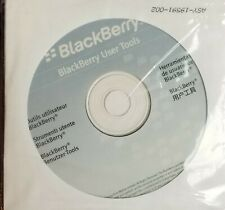 Blackberry User Tools Disc CD and booklets