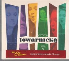 ELZBIETA TOWARNICKA - SING & MOOVIE 3CD POLISH ONLY RELEASE NEW & SEALED