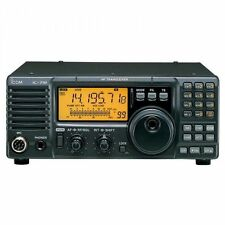 NEW ICOM IC-718 100 watts HF Amateur Base Radio Transceiver ORIGINAL JAPAN VERSI