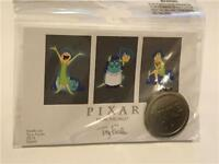 WDW- PIXAR PARTY- FROM THE VAULT COLLECTION: INSIDE OUT DISNEY LE 750 PIN 115184