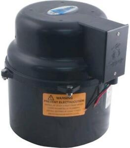 Air Supply 2 HP 120V Silencer Pool/Spa Air Blower