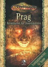 Cthulhu: Prag - Reisejournal für Investigatoren (Spielerausgabe, 42056G), NEU