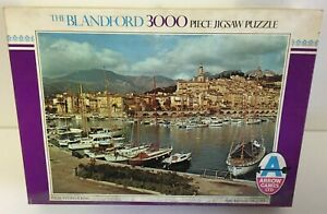 The Blandford 3000 piece Jigsaw Puzzle Very Rare Vintage Puzzle. FREE POSTAGE