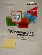 Microsoft Windows 2000 Professional Sealed