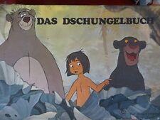 Loto Livre de la Jungle, Das Dschungelbuch - Cavahel Vintage