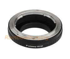 Konica AR lens to Samsung NX1 NX500 NX3000 NX300M NX300 NX33000 camera adapter