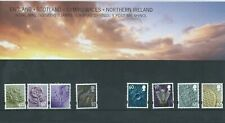 GB Presentation Pack PP87 Combined Country Definitives 2010