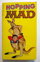 SIGNET | P4034 | HOPPING MAD | (FIRST PRINTING 1969) | WILLIAM M. GAINE | Z 1-2
