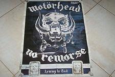 MOTORHEAD NO REMORSE LEMMY  POSTER