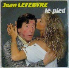 Jean Lefebvre 45 Tours 1982