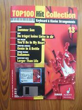Top 100 Hit Collection 13 - Klavier/Keyboard -  Mängelexemplar
