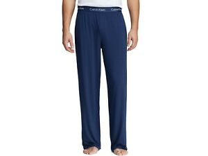 Calvin Klein Modal Ultra Soft Navy Sleep Lounge Pants Large