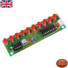 NEU NE555+CD4017 Licht Wasser Elektronik suite SELBERMACHEN Elektronik Set modul