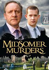 Midsomer Murders: Series 21 [New DVD]