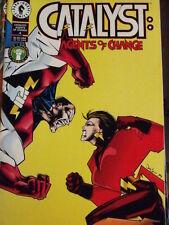 Catalyst : Agents of Change n°4 1994 ed. dark Horse Comics  [G.168]