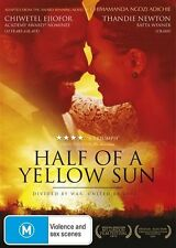 Half Of A Yellow Sun (DVD, 2014)-REGION 4-Brand new-Free postage