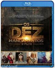 Blu-ray Os Dez Mandamentos [ The Ten Commandments ] [ Sub. Eng+Esp+Fre+Ita+Por ]
